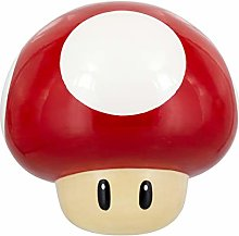 Super Mario Mushroom Cookie Jar Novelty Kitchen