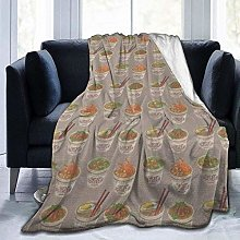 Super soft and comfortable thick blanket for all