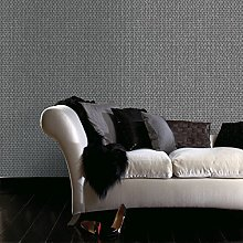 Superfresco Easy Black Optical Wallpaper