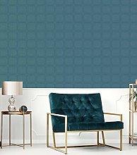 Superfresco Easy Boules Disco Green Art Deco