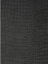 Superfresco Easy Easy Crocodile Black Wallpaper