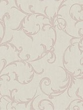 Superfresco Easy Empress Scroll Rose Gold Wallpaper