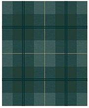 Superfresco Easy Heritage Tweed Green Wallpaper