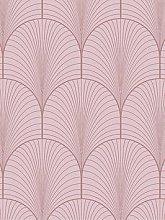 Superfresco Easy Josephine Rosa Wallpaper