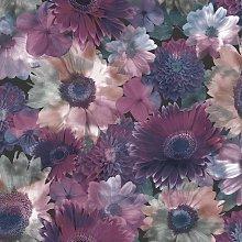 Superfresco Easy Midnight Garden Wallpaper