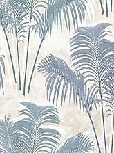 Superfresco Easy Paume Blue Wallpaper