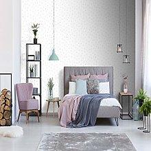 Superfresco Easy Pink/Grey Tarraza Geometric