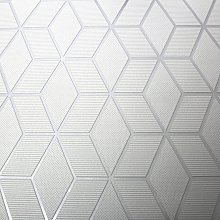 Superfresco Easy Prism Grey Wallpaper