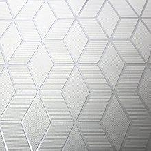 Superfresco Easy Prism Grey Wallpaper