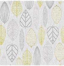 Superfresco Easy Scandi Leaf Wallpaper &Ndash;