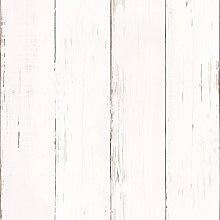 Superfresco Easy White Wood Wallpaper