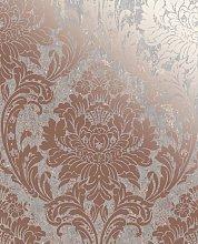 Superfresco Milan Damask Rose Gold Wallpaper