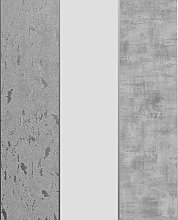 Superfresco Milan Stripe Silver Wallpaper
