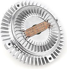 Superior Fan Clutch, Liquid Cooler Made of Metal