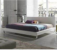 Superking (6') Upholstered Bed Frame Angel