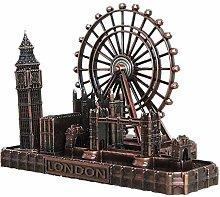 SUPERPOWER® Metal UK London Tower Bridge Big Ben