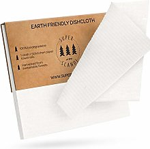SUPERSCANDI 10 Pack Swedish Dishcloths Eco