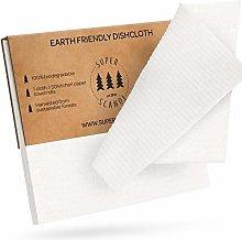 SUPERSCANDI Swedish Dishcloths Eco Friendly
