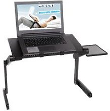 Support PC Laptop Table 360 ??¡ã Foldable desk