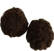 Supreme Products Earplugs (Pair) (Pony) (Brown)