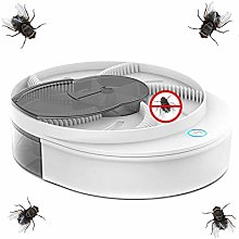 Surakey Electric Fly Catcher, Rotating Fly Killer