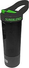 Sureblend Green Motorised Blender Shaker Bottle