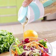 Surenhap Salad Dressing Shaker Bottle Mixing