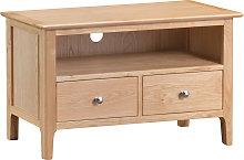 Suri Oak TV Cabinet
