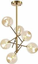 Surpars House Sputnik Chandelier 6-Light Ceiling