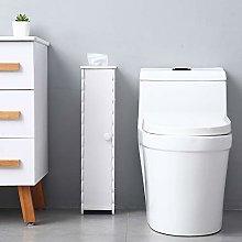 Susue Small Bathroom Storage Unit, Tissue Cabinet