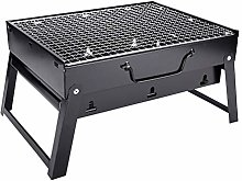 Suszian Barbecue Grill, Folding Charcoal Grill