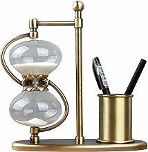 Suszian Hourglass Decorative,Antique Sand Clock