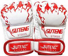 Suteng - Half Finger Boxing Gloves MMA Training