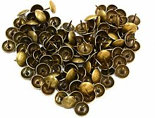 SuxiDi Upholstery Tacks Antique Brass Furniture