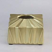 Suytan Ceramics Napkin Box Tissues Box Case, Art