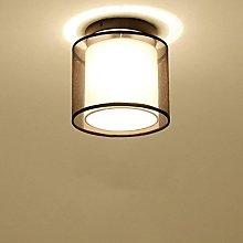 Suytan Chandelier Bedrooms Led Circular Lighting
