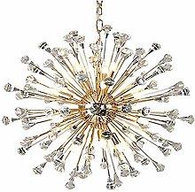 suytan Chandelier G9 Nordic Crystal Firework