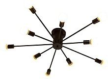 Suytan Chandelier, Lighting Lamps Lanterns Irons