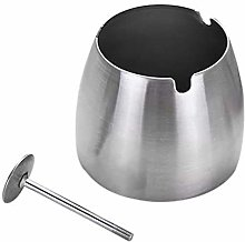 Suytan Cigarette Stainless Steel Ashtray for