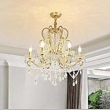Suytan European Style Crystal Chandelier Lighting