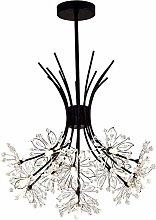Suytan Firework Crystal Led Chandelier Lighting