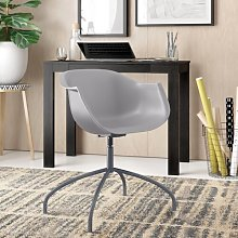 Suzanne Office Chair Zipcode Design Colour: Light