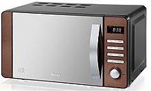 Swan 20L Digital Microwave - Copper