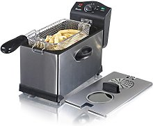 Swan 3L Stainless Steel Deep Fat Fryer with