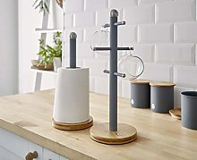 Swan Nordic Slate Grey Kitchen Accessory Set with