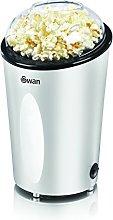 Swan Popcorn Maker - Silver