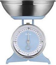 Swan Retro Mechanical Kitchen Scale - Blue