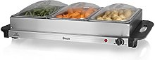 Swan SBS75, Buffet Server and Food Warmer with 3