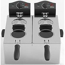 Swan Sd6041 Deep Fryer - Double