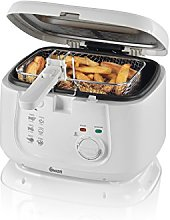 Swan SD6080N 2.5 Litre Deep Fat Fryer with Viewing